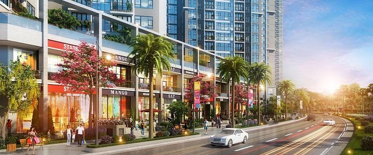 Shophouse Eco Green Sài Gòn