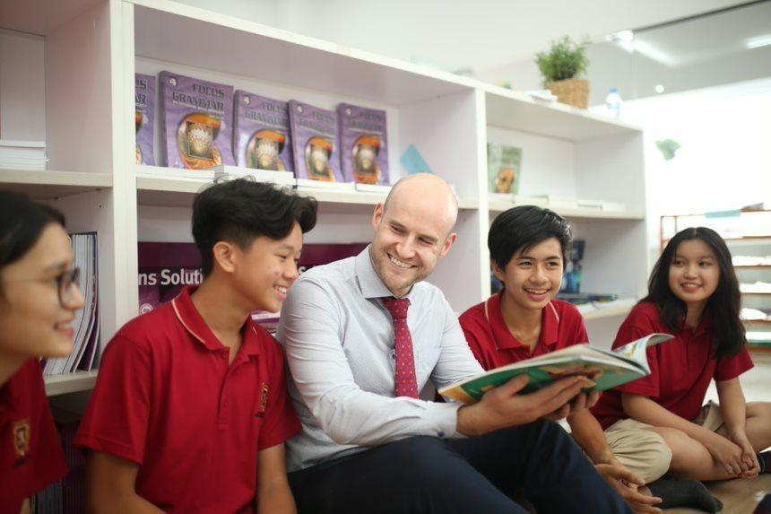 Trường quốc tế Việt Úc (VAS)
