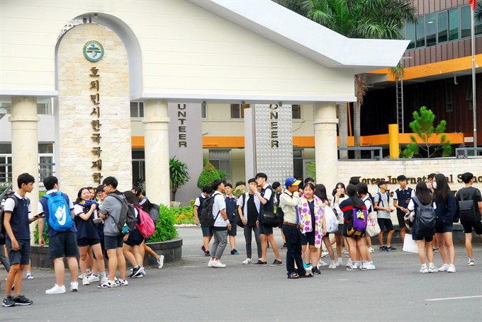 Trường Hàn Quốc quận 7