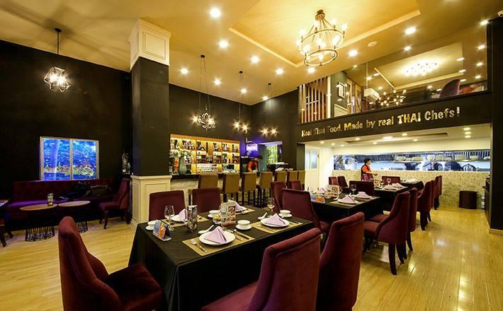 20 nha hang sang trong quan 7 Bangkok Kitchen