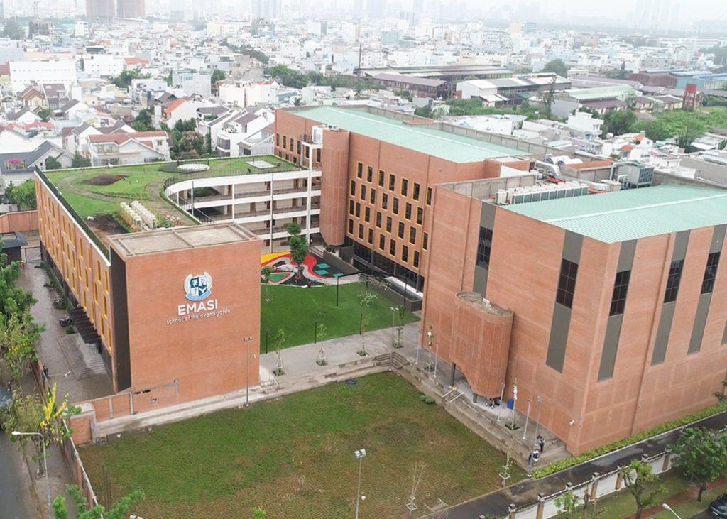 Trường EMASI cơ sở Nam Long
