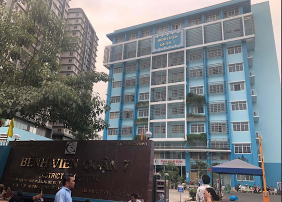 Bệnh viện đa khoa quận 7