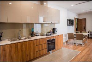 Nhà mẫu căn hộ 3 phòng ngủ eco green sài gòn 3