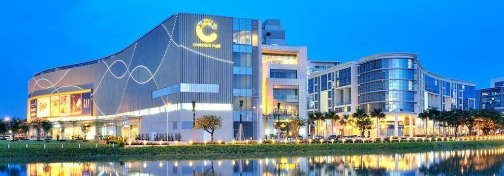 trung tâm thương mại crescent mall quan 7