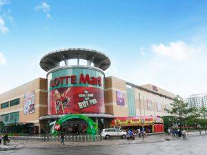 Trung tâm thương mại Lotte mart quận 7