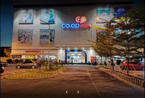 Trung tâm thương mại co.op mart quận 7