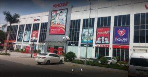 Trung tâm thương mại Vincom + Nam long quận 7