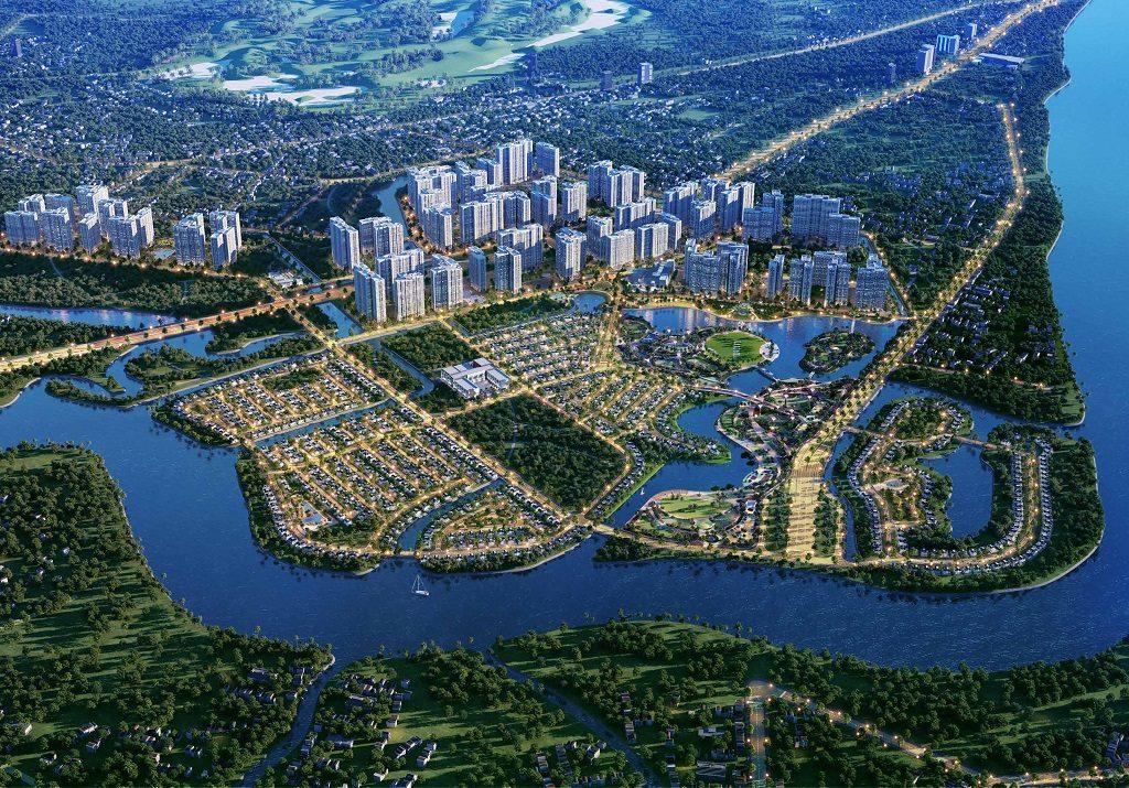 Khu đô thị xanh vinhome grand park quận 9 tphcm