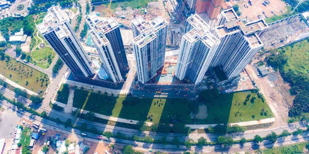 Hình bàn giao thực tế căn hộ eco green sài gòn quận 7 2