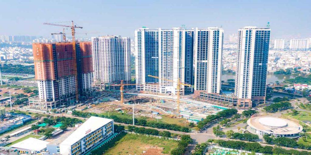 Hình bàn giao thực tế căn hộ eco green sài gòn quận 7 5